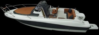 Marion 750 Sun Deck