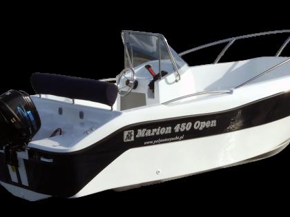 Marion 450 Open